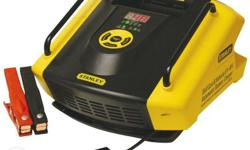 BRAND NEW Stanley Golf Cart Battery Charger is ideal