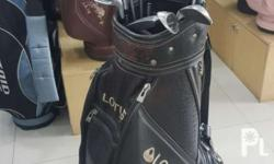Tailormade driver Nike irons Nike putter Titleist wood