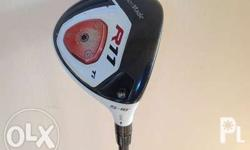 Golf Club TaylorMade R11, 5 wood,18 degrees adjustable,