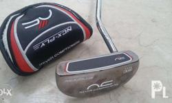 Never Compromise Putter NCX PLY with original cover