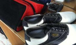 dryjoy golfshoes with free spike and spike