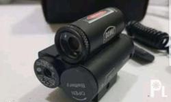 Gomu compact flashlight with laser sight Last 4