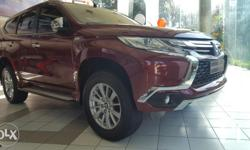ALL NEW Mitsubishi MONTERO Sport GLS 4x2 AUTOMATIC 2016