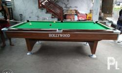 More than 40 years in Billiard making FREE Delivery and