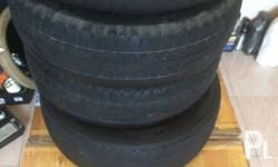 Used tired Goodyear Wrangler For ford escape