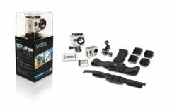 Deskripsiyon From the Manufacturer GoPro cameras are