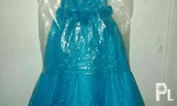 Gown,1tym lang nagamit nung birthday, , good for 8 to