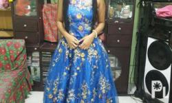 Beautiful gown for rent or sale.. 500 for rent 2000 for