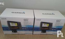 Brand New Garmin EchoMap 52dv complete set with