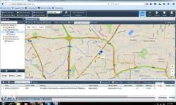 GPS Tracking System System generated reports: Track