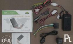 Accura brand gps tracking system, stand alone, no