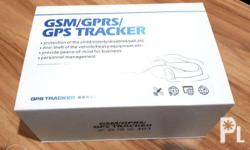 GPS Vehicle Tracker with Engine Kill Application: 1.