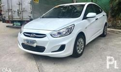 LARKD Cars Grab Registered Hyundai Accent 2016 Diesel
