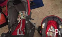 Almost Brand New - only 3 mos. Used Graco Brand 3 in 1