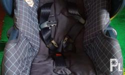 Used GRACO Baby Carrier & Car Seat (2-in-1) For only