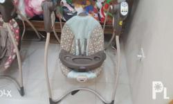 Graco swing Auto swing and sounds not working anymore