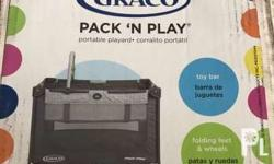 Brand new sealed from SF orig graco pack n play Rfs :
