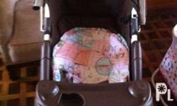 GRACO STROLLER 2nd hand stroller in good condition we