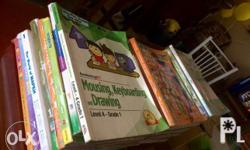 used Grade-1 Textbooks. some of the pages were