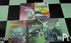 Selling the following K to 12 books: Grade 1