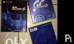 Limited edition Gran turismo 6 Used only for 1 month