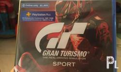 For Sale Gran Turismo Sport Brand New Negotiable Meet