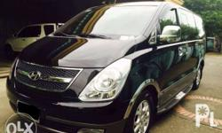 Grand Starex VGT Gold 2008 model newly chnge oil fully