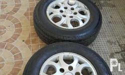 Original grand starex mags with thick tires With