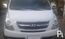 for sale grand starex tci 2008 model leather seat 11