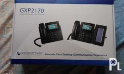 Our most powerful High-End IP Phone, designed for the