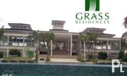 FOR RENT New 2 BR Condo Unit at GRASS RESIDENCE Sm