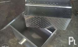 Stainless Grease Trap has a high resistance to rust and