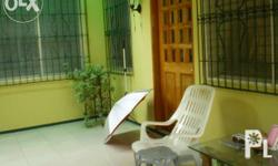 House and Lot in Commercial Area at Bata Subdivision 4