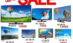 Sunstar led televisions are made from the best