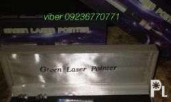 Brand New Item Green Laser Pointer 6 in 1 (include 5