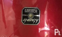gretsch energy with planet z set of cymbals see to