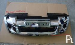 Front Grille For Isuzu D-MAX Year model 14-15' Brand
