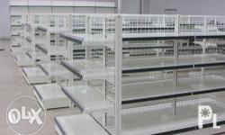 High Quality Grocery Shelves made in korea for more