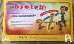 GrolierTalking English Selling at 8,000 only(lowest