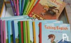 Selling Grolier Talking English No issue Good condition