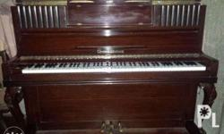 Its a german made grotian steinway piano.
