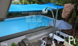 Grove Mansion private resort in Pansol, Laguna Nothing