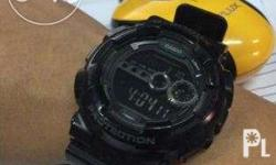 selling my orig gshock gd100 (with autolight.) unit