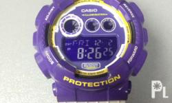 For sale gshock GD 120cs 9/10 condition Slightly used