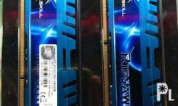 G.SKILL Ripjaws X Series 16GB (2 x 8GB) 2133Mhz kit no