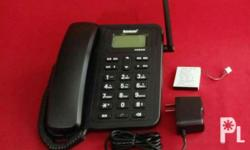 Wireless GSM landline for PLDT, Smart, Globe, & Sun