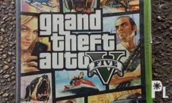 GTA V (Grand Theft Auto Five) Xbox 360 for sale!!! 900