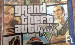 GTA V PS4 With Map for sale. Meet-up is either Cubao or