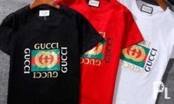 Authentic Quality Tshirts Gucci, Chanel, D&G Small to