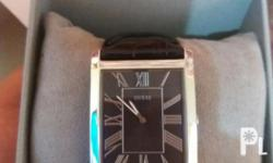 Guess watch Used twice only Almost new RFS. Di na